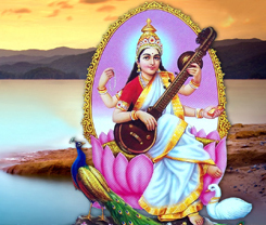 Goddess Saraswati Photos