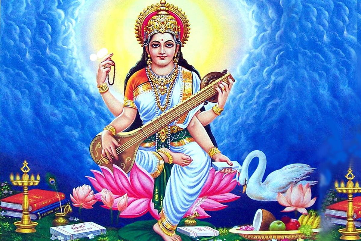 Maa Saraswati Photos – Saraswati Wallpapers & Images